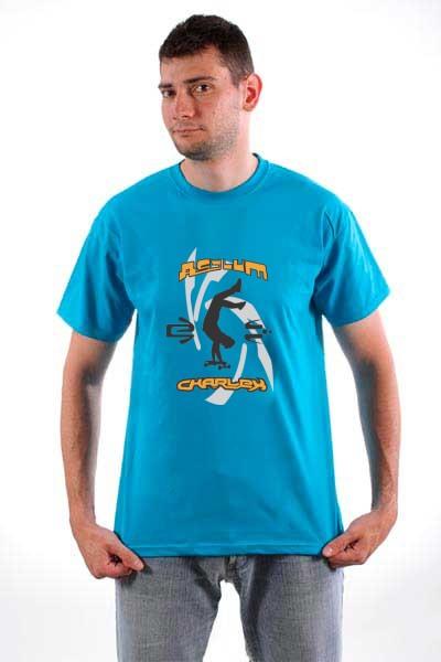 Majica Skateboarder asylum