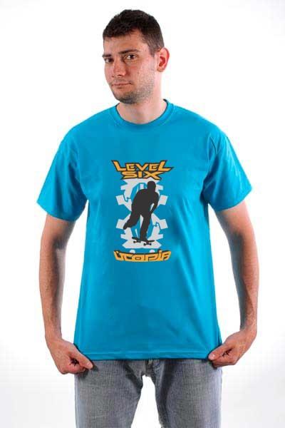Majica Skateboarder utopia