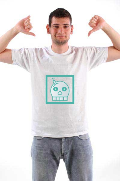 Majica Skull Bomb