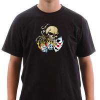 Majica Skull kockar