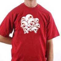 Majica Skulls