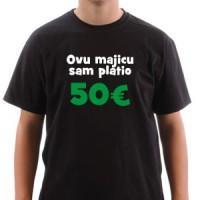 Majica Skupa majica