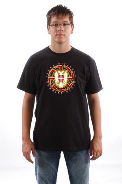 Majica Slava Bogovima, pomen precima!