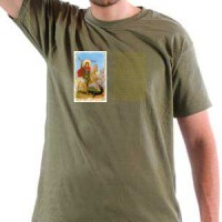 Majica Slavski Stolnjaci - Sveti Georgije - Đurđevdan