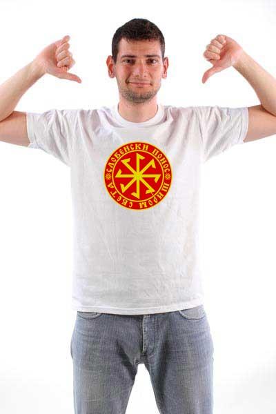 Majica Slovenski ponos