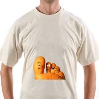 Majica Smesna majica | Smeh | Prstici | Funny