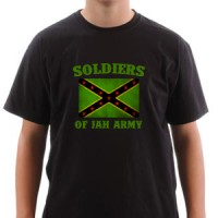 Majica Soldiers Of Jah Army