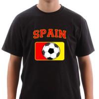Majica Spain Football