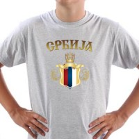 Majica Srbija Grb