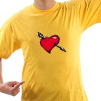 Majica Srce