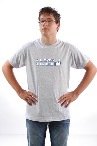 Majica Srednji Prst