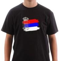 Majica Srpska zastava i grb