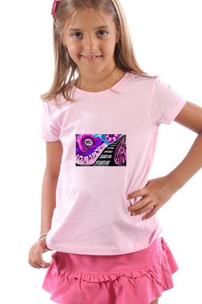 Majica Stepenice