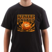 Majica Street Basket