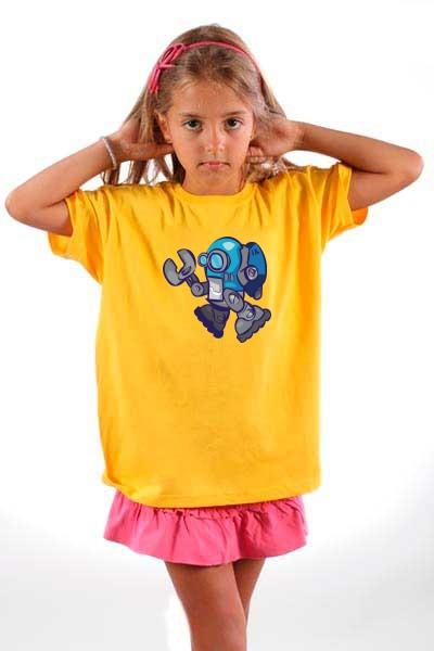 Majica Super Robot