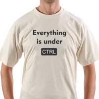 Majica Sve je pod CTRL