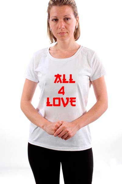 Majica Sve za ljubav.