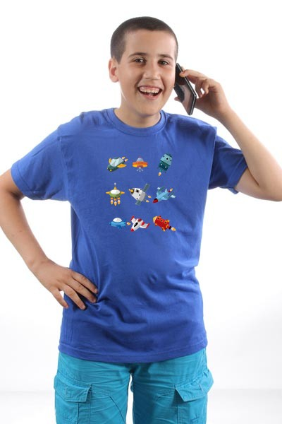 Majica Svemirski Brodovi