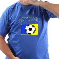 Majica Sweden Football
