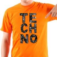 Majica Techno