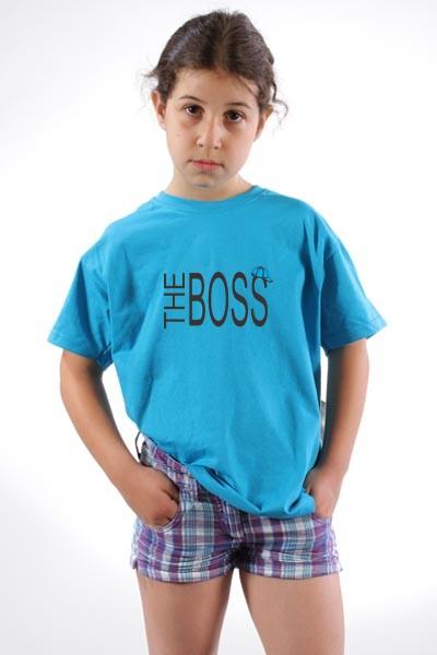 Majica The boss