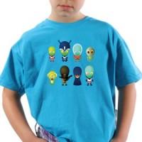 Majica Vanzemaljci