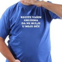 Majica Vaše grudi