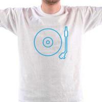 Majica Vinyl