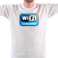 Majica WiFi