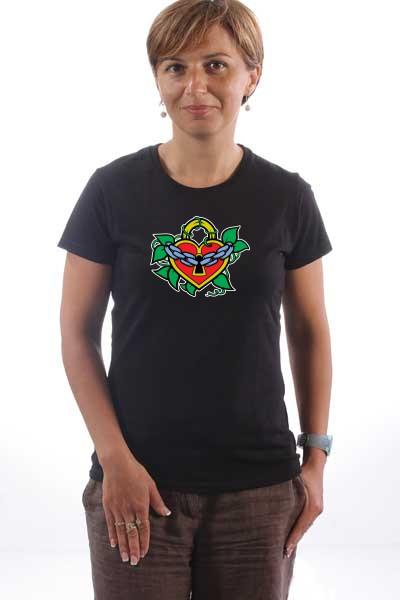 Majica Zaključano Srce