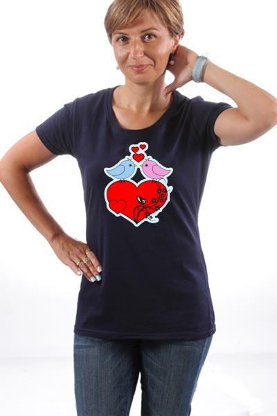 Majica Zaljubljene ptice