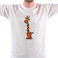 Majica Žirafica