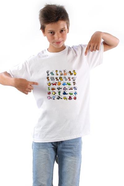 Majica Zivotinje Na Engleskom