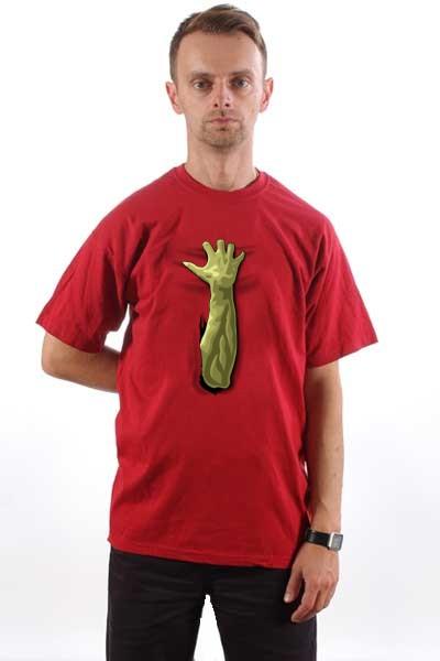Majica Zla ruka straha