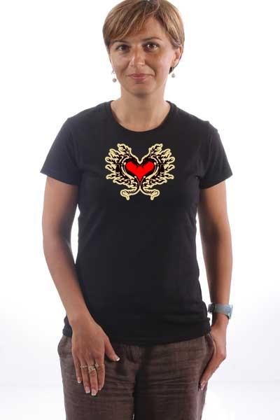 Majica Zmajevo srce