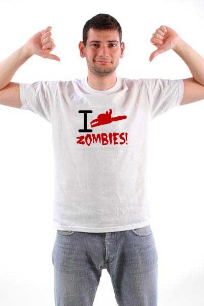 Majica Zombiji