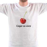 Majica ceger 015 - Shopping bags