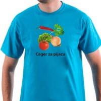 Majica ceger 019 - Shopping bags