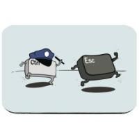 Mouse pad Dugmici