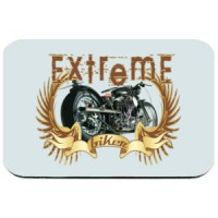 Mouse pad Extreme Biker