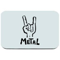 Mouse pad Metal