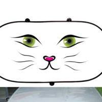 Prednji auto suncobran Mačka