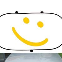 Prednji auto suncobran Smajli