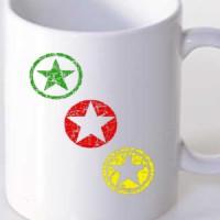 Šolja 3 Reggae Stars