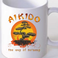 Šolja Aikido Harmony