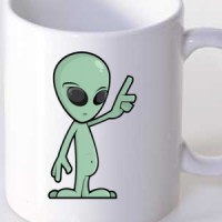 Šolja Alien