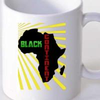 Šolja Black Continent