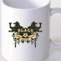 Šolja Black Metal