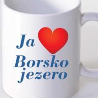 Šolja Borsko jezero