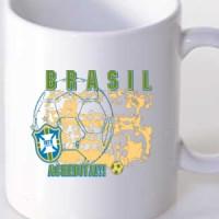 Šolja Brasil Football